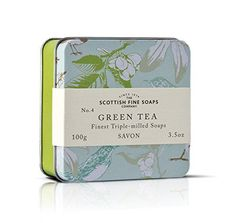Scottish Fine Soaps Finest Triple Milled Soap for Women, Green Tea, 3.5 Ounce >>> See this great image  : Body Care