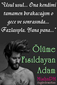 Wattpad Türkiye | Art, Hikaye: Ölüme Fısıldayan Adam Yazar: MishaPM