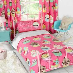 cupcake bedding - Google Search