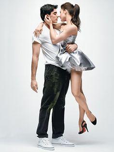 American Ballet Theatre husband-and-wife duo Luis Ribagorda and Sarah Lane