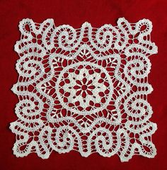 Bruges crochet 3 by Hind kararah, via Flickr