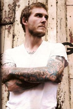 Brian Fallon of The Gaslight Anthem and The Horrible Crowes.