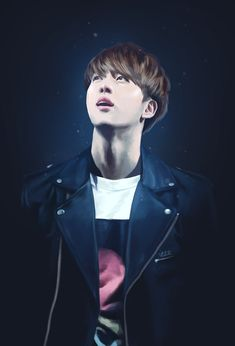 Happy Jin Day! Please do not edit or reupload.