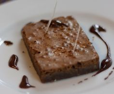 Nutella Brownies (ohne Mehl) von DerHolzwurm auf www.rezeptwelt.de, der Thermomix ® Community