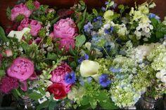 bridal flowers: june 2013