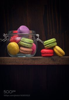 http://500px.com/photo/183059323 Sweet Colorful French Macaroons by K2PhotoStudio -Sweet Colorful French Macaroons. Tags: yellowcandyfrancefoodbreakfastcakecolorfulchocolatecoconuttinjarbackgroundsdessertlavendercookieespressoalmondpistachiosmulti coloredmacaroontreatcopy spacemacaronsfrench cultureconfectionerymeringuefrench cuisinebiscuit tinfrench macaroonsfrench meringue