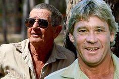 Father and Son, Bob (Senior) and Steve Irwin had the same Dream, Australia Zoo.  v@e.