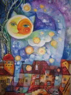 ilustración de Oxana Zaika
