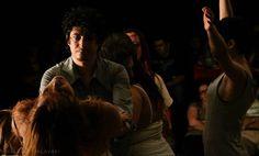 Libra - Bilancia dell'equilibrio nella scena #bisogno di #equilibrio, #FeraiTeatro , foto di Valeria Malvasi