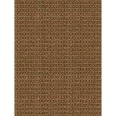 Foss Checkmate Taupe/Walnut 6 ft. x 8 ft. Indoor/Outdoor Area Rug-C2BWC03PJ3VH at The Home Depot