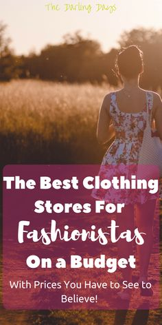 These stores are amazing! So affordable! Do you love fashion, but are trying to…