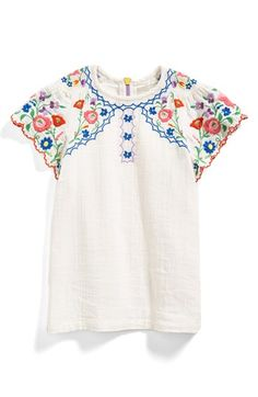Stella McCartney Kids 'Lola' Blouse (Big Girls) available at #Nordstrom