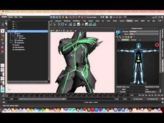 Motion Capture in Maya Part 1: Setting up the HIK rig
