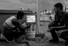Refugiados - Hipódromo La Rinconada - Edgar Martinez