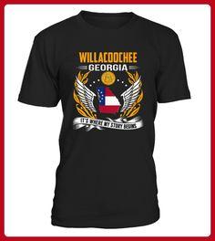 Top Willacoochee Georgia  My Story Begins front Shirt - Wild shirts (*Partner-Link)