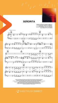 Pop Piano Sheet Music, Saxophone Sheet Music, Cello Music, Easy Piano Sheet Music, Shawn Mendes Camila Cabello, Piano Songs For Beginners, Grace Music, Trumpet Sheet Music, Entertainment