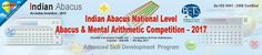 Indian Abacus Competition 2017 indianabacus.com