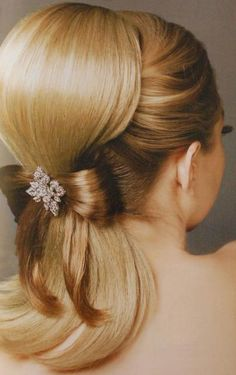 Wedding Hair Headdresses Veils - elegant bridal hair half up