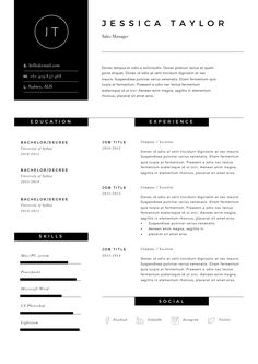 word resume cover letter template by demedev on creativemarket s pinterest resume cover letter template cover letter template and resume cover - Cover Letter For Resume Template