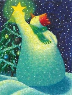 Susan Mitchell - Christmas Lights