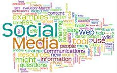 A rotina e um pouquinho mais sobre um social media