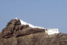 D. Luís Light, Ilhéu dos Pássaros, Cape Verde ~ Wikimedia Creative Commons photo by Waldir