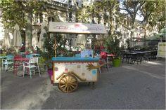 Montpellier, Burger et Blanquette.