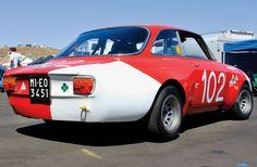 monterey car week 2015 - Alfa Gta