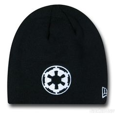 Images of Star Wars Empire Symbol Black New Era Beanie