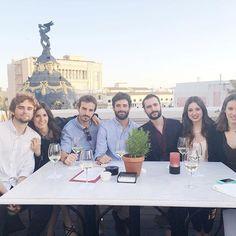 Mejor entre amigos #LaTerraza #ThePrincipal #Madrid #ThePlaceToBe