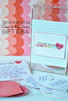 Close to My Heart Gift Idea