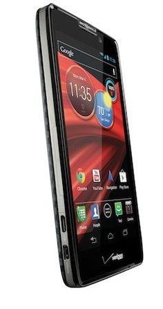 Motorola announces Droid RAZR Maxx HD