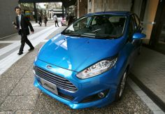Ford Looks to Fiesta to Increase Meager Sales in Japan