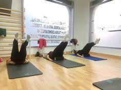 Grupos reducidos de Pilates Terapéutico en Clínica de Fisioterapia Inés Segovia. Máximo 7 personas Pilates en suelo, con gomas, fitball... Physical Therapy, People