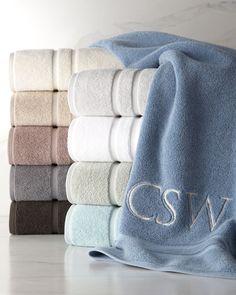 Orange Coral For Downstairs Bathroom 32vz Kassatex Linea Towels