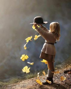 It's a beautiful world Cute Kids Photography, Autumn Photography, Creative Photography, Photography Poses, Family Photography, Cute Pictures, Beautiful Pictures, Jolie Photo, Beautiful Children