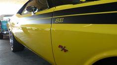 1970 Dodge Challenger SE with a 440 Magnum R/T engine