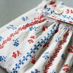 vintage french apron