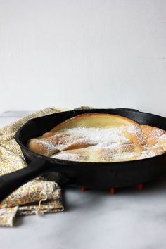 Gluten-free Dutch Baby - autumn makes and does