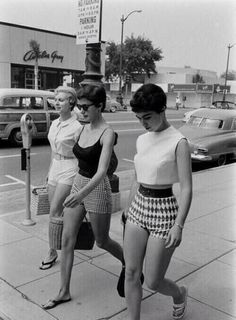 1950s girls fashion