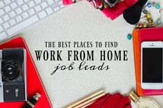 Looking for a remote job? Don't get scammed! Here are the best places to find work from home job leads that are legitimate.