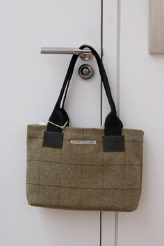 Bag by Adorable Accessories (aka Karen Livingstone) - made in Scotland.