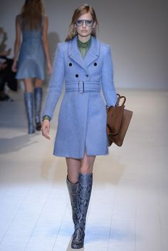 Gucci RTW Fall 2014 - Slideshow - Runway, Fashion Week, Fashion Shows, Reviews and Fashion Images - WWD.com