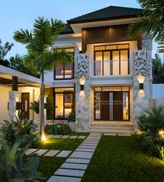Exterior Design Ideas 35 Inspiring Modern House Architecture Design Ideas Shopping For The Right Mat Dream House Exterior, Dream House Plans, Modern House Plans, House Exterior Design, Modern Small House Design, House Front Design, Modern House Styles, Small Modern Houses, Villa Design