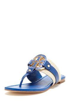 Tory Burch Amanda Sandal by Colorful Sandal Shop on @HauteLook