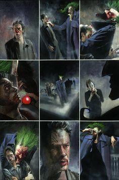 Batman Arkham Asylum Graphic Novel Pdf