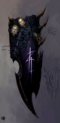 Warhammer Online: Age of Reckoning - Artwork video game screenshot 186 Warhammer Dark Elves, Warhammer Fantasy, Warhammer 40k, Weapon Concept Art, Armor Concept, Fantasy Armor, Fantasy Weapons, Warhammer Online, Age Of Sigmar