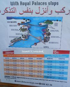 Hop on hop off a Boszporuszon! Royal Palace, Istanbul, Castle, It Cast, Europe, Castles