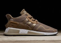 """#sneakers #news  The adidas EQT Cushion ADV Brings Back """"Cardboard"""" Exclusively at Size?"""