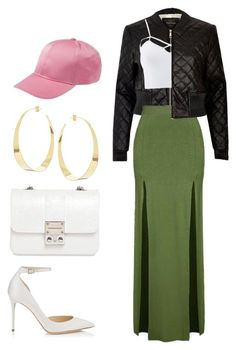 Side To Side by pstm on Polyvore featuring polyvore, fashion, style, River Island, Topshop, Charlotte Russe, Jimmy Choo, Design Inverso, Lana and clothing